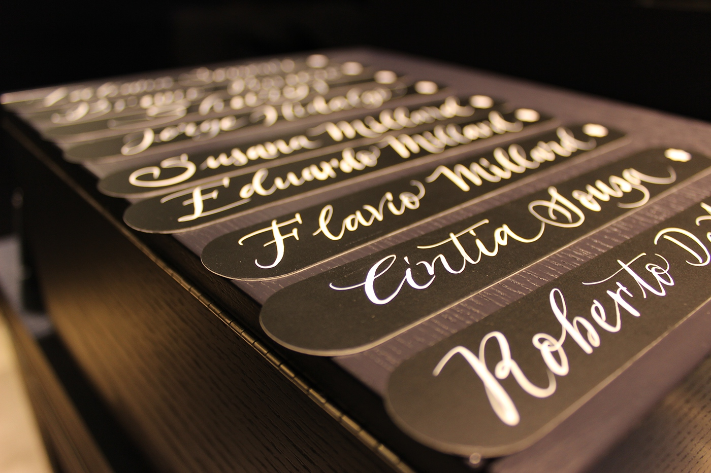 Calligraphy   lettering typography   letters live action