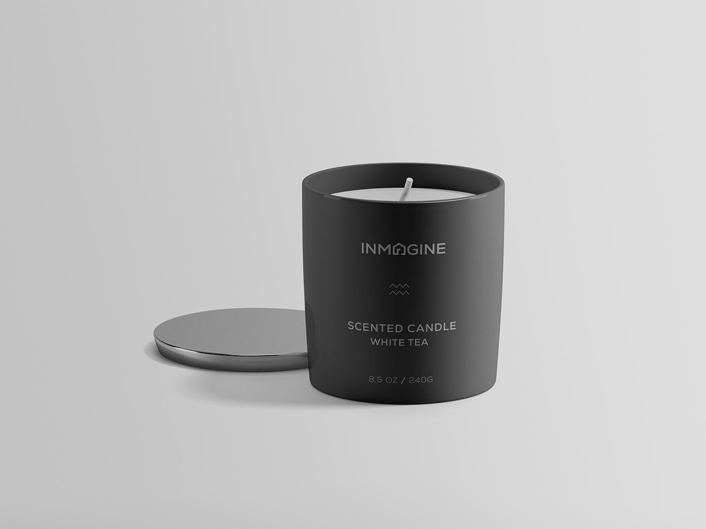 Image may contain: cylinder, black and mug