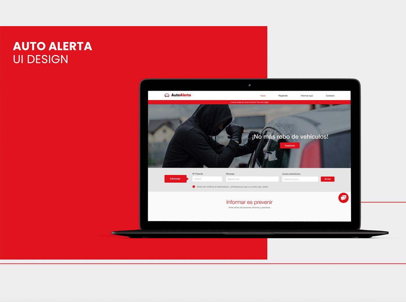 dirección de arte diseño gráfico Diseño web ui design UX UI