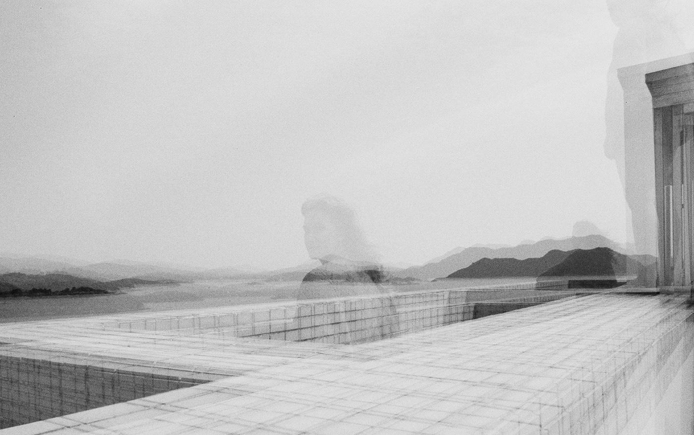 35mm black and white Film   Isolation Nikon