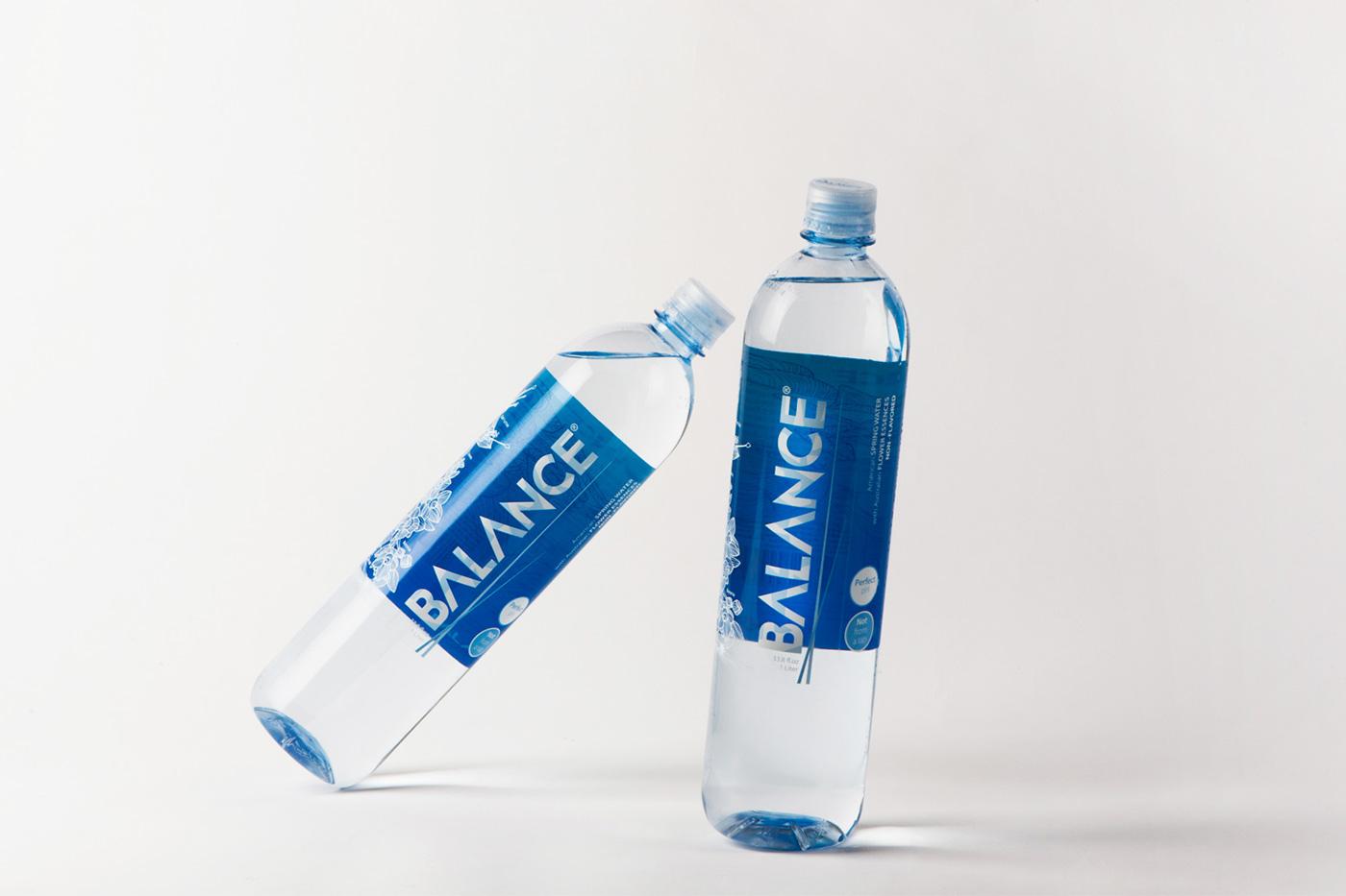 Balance Water Re Brand 2016 On Behance