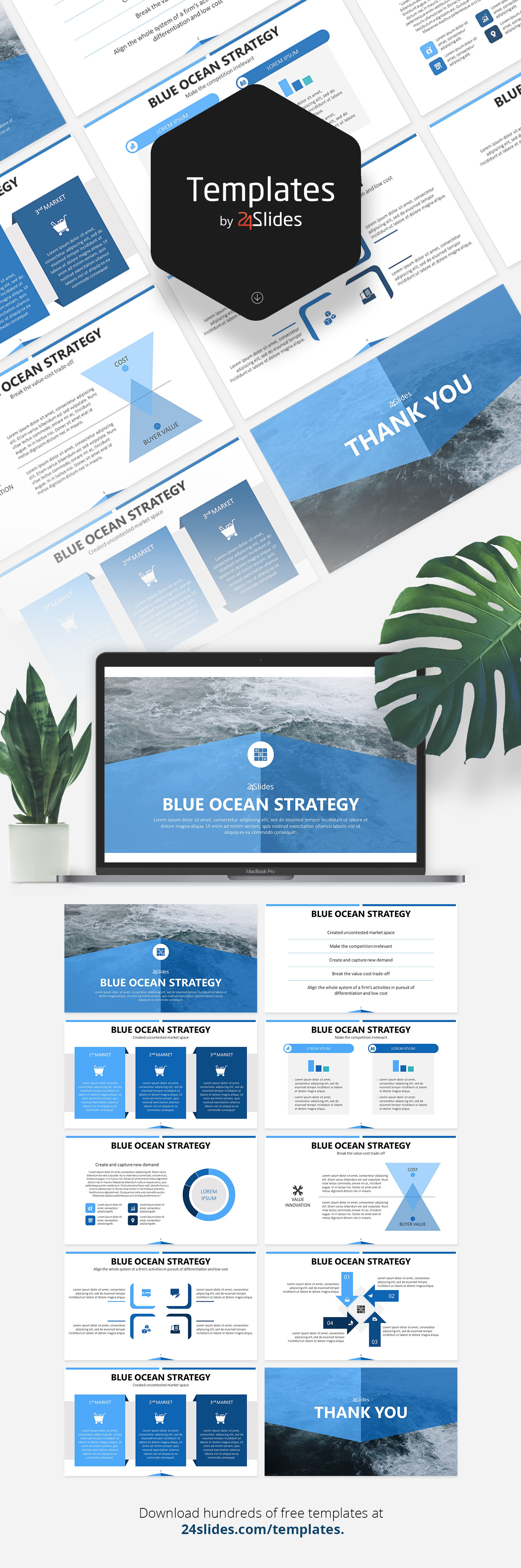 Powerpoint Business presentation Presentation templates download Free Template