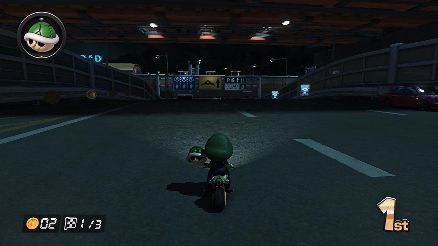 Mario Kart 8 | Retouched on Behance