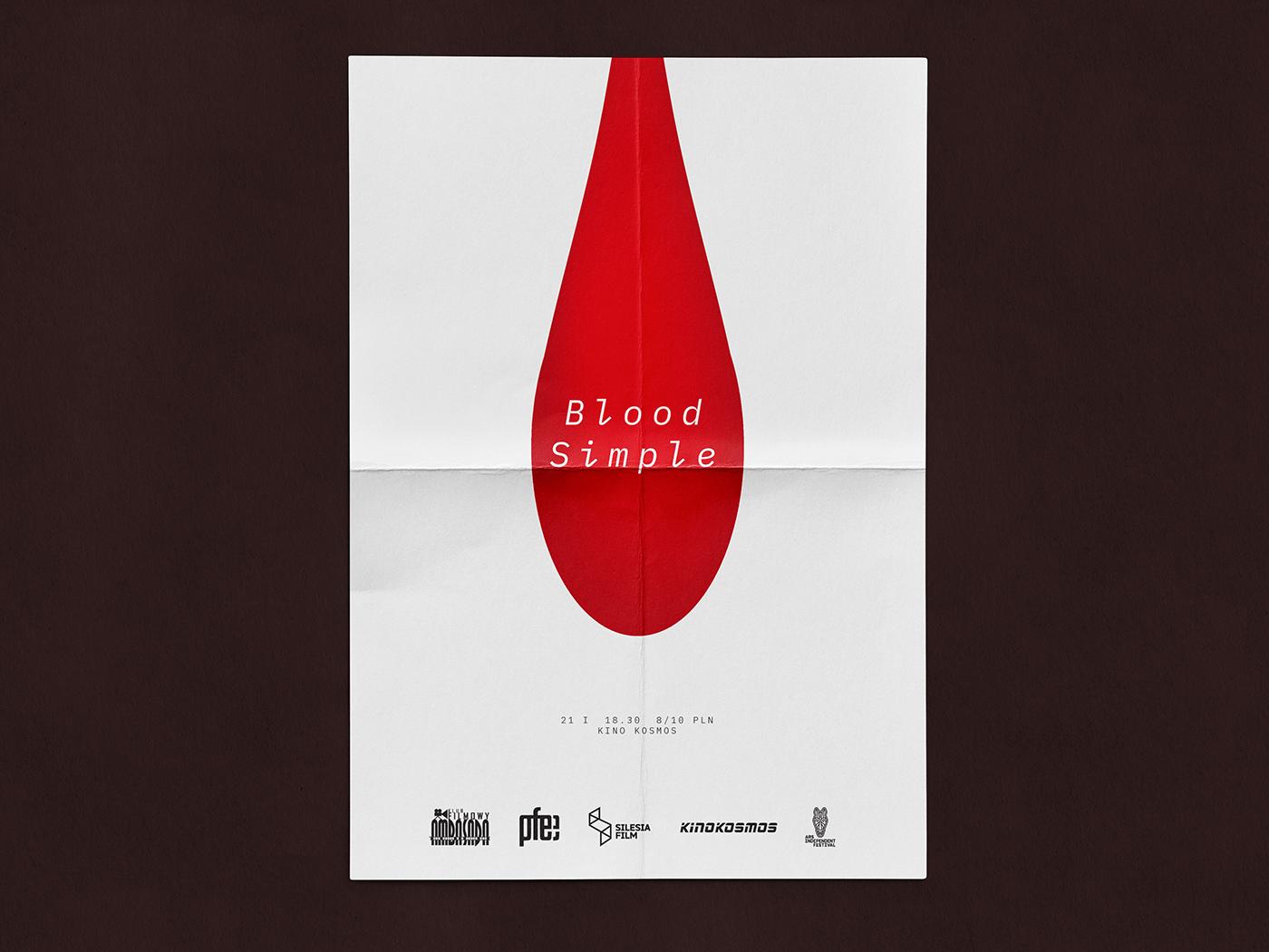 Cinema Film   films graphic minimalistic movie Movies poster posters