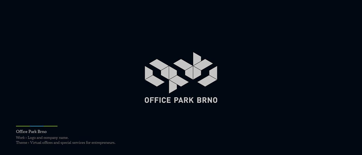Office Park Brno logo