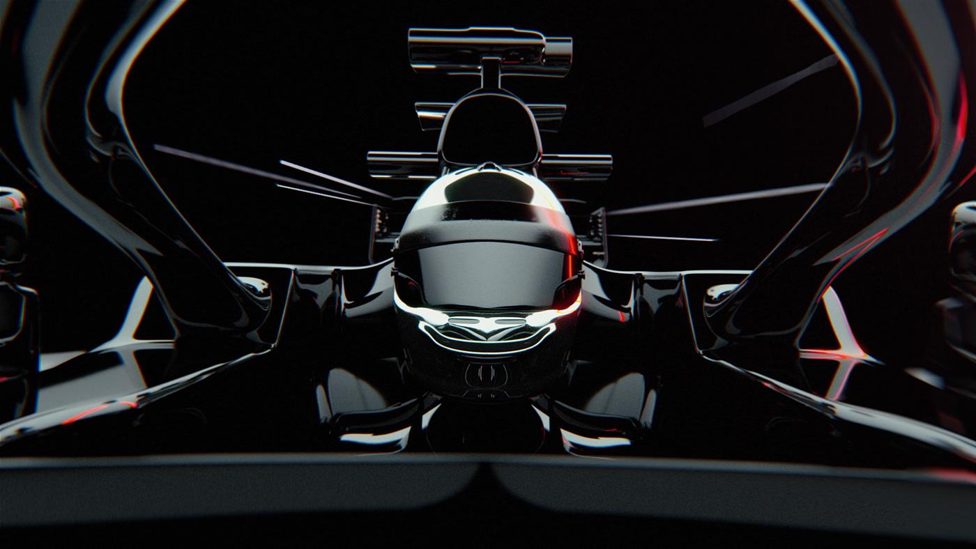 TV8 - Formula 1 on Behance