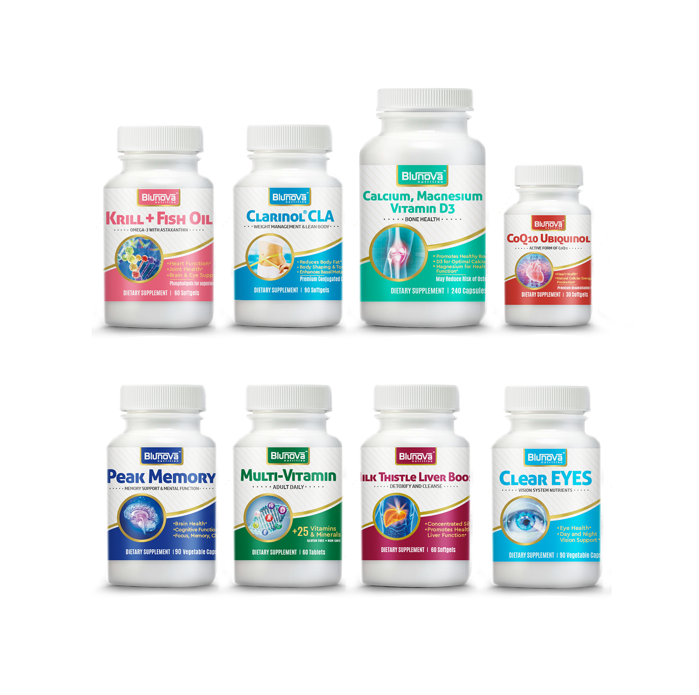 豐富的32套健康產品包裝設計欣賞