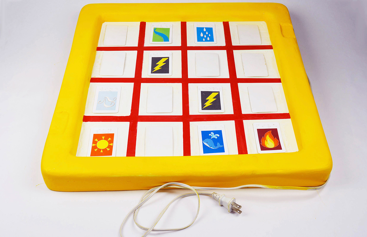 game toy design model Model Making social disability children card game social good