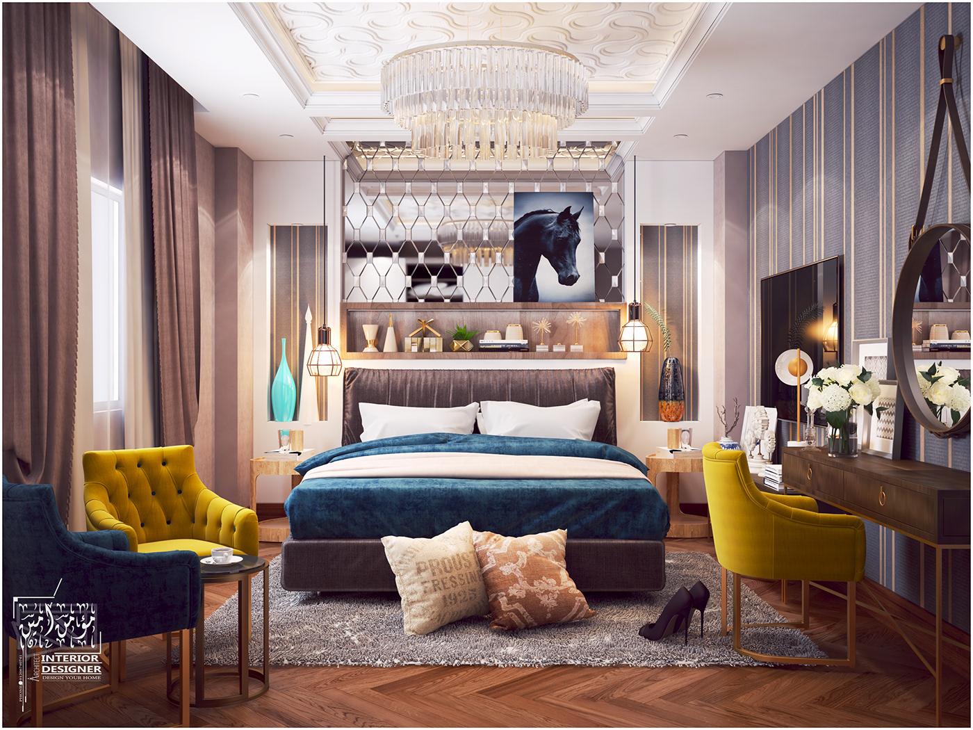 豐富的44款臥室設計欣賞