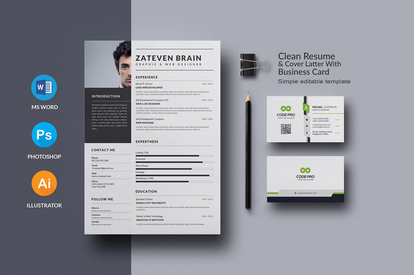 Behance | Creative Market I Dribbble