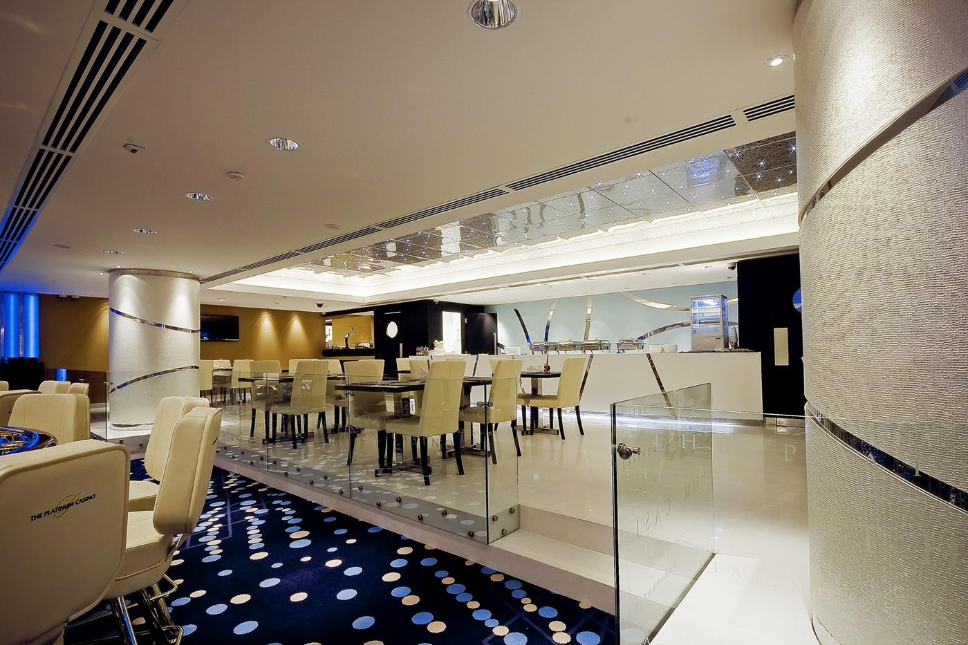 casino design corian casino casino floor corian design gage ceiling fiber optic