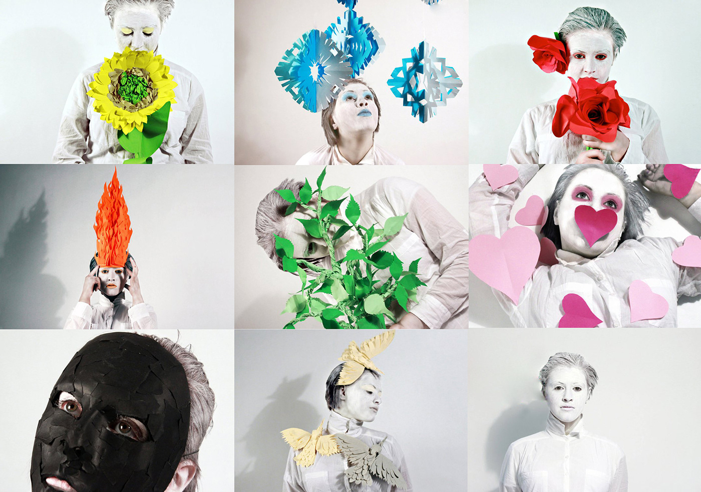 fedrigoni colour paper creations styling  Photography  Image Editing Booklet mail out design fashion magazine