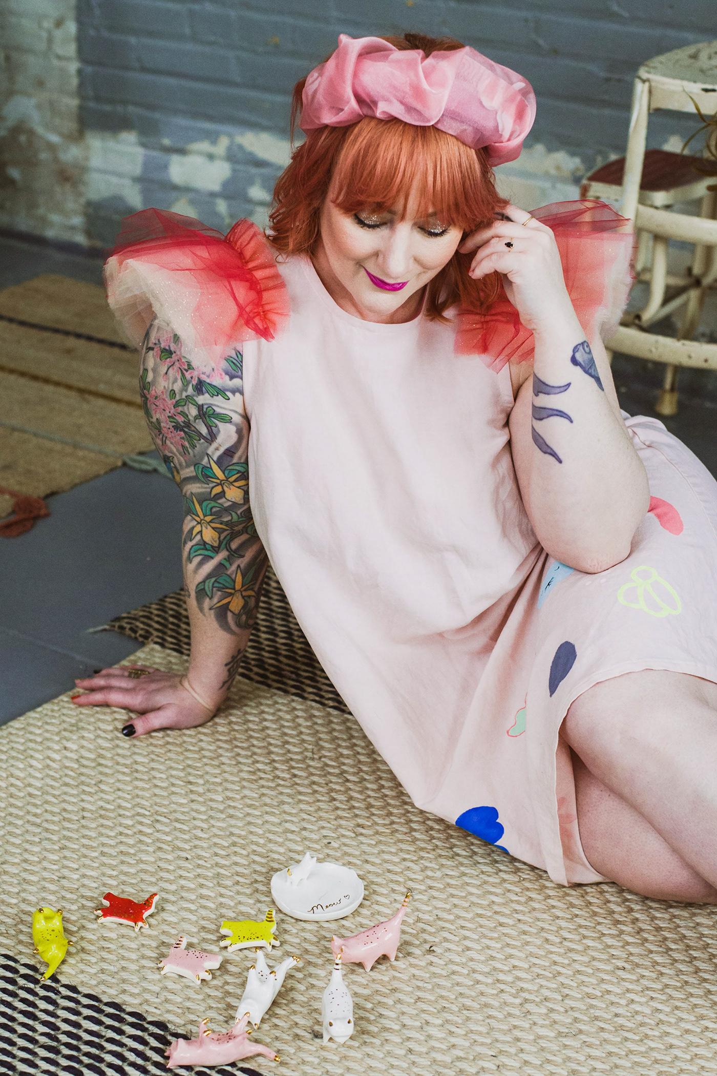 creative maker makeup Photography