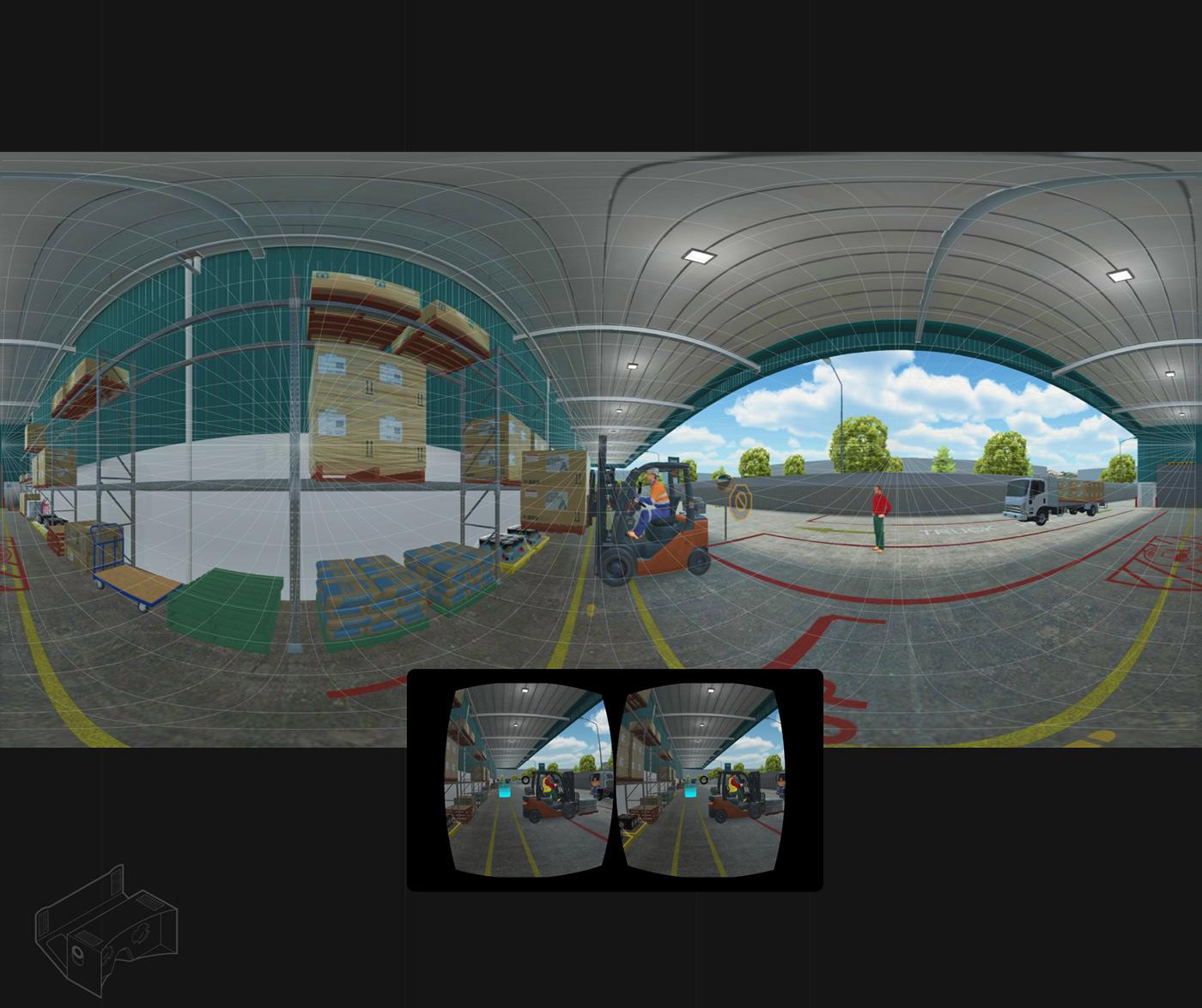 Figma vr UI ux Creative Direction  Oculus rift immersive 3D unity3D