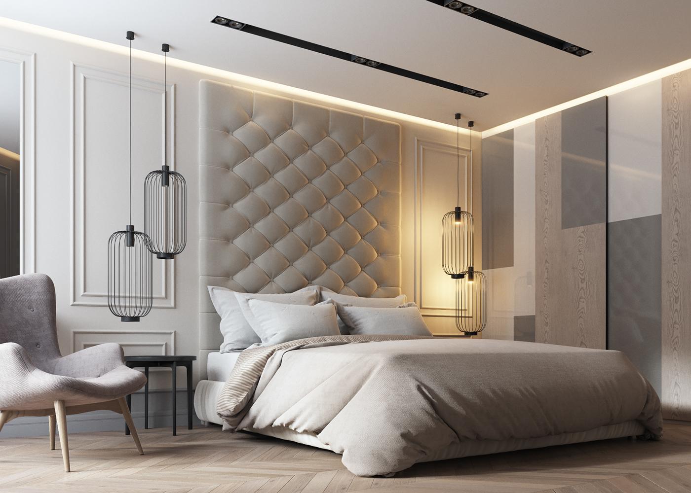 3ds max corona render  photoshop VizLine Studio ukraine apartments DE&DE Interior Studio