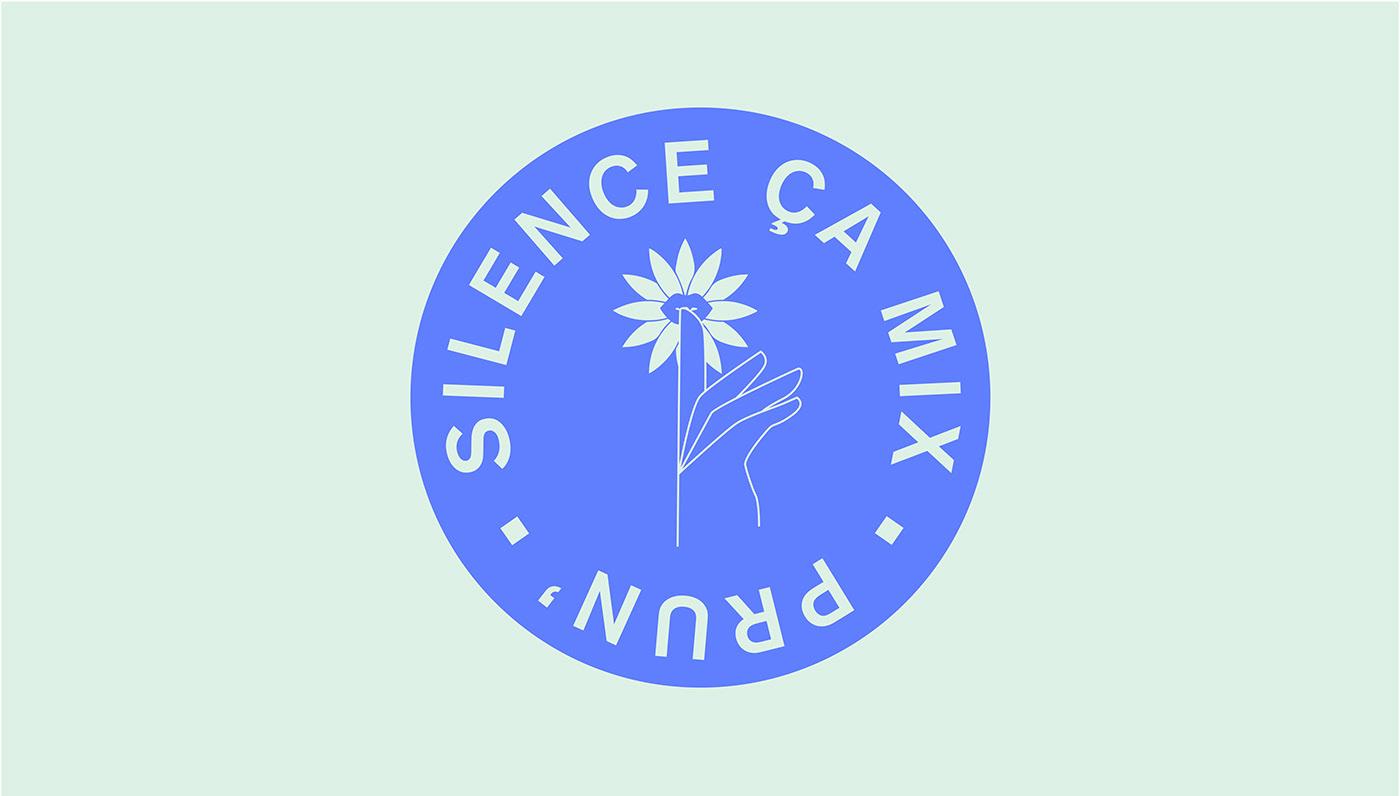 logo identité visuelle Emission radio graphisme