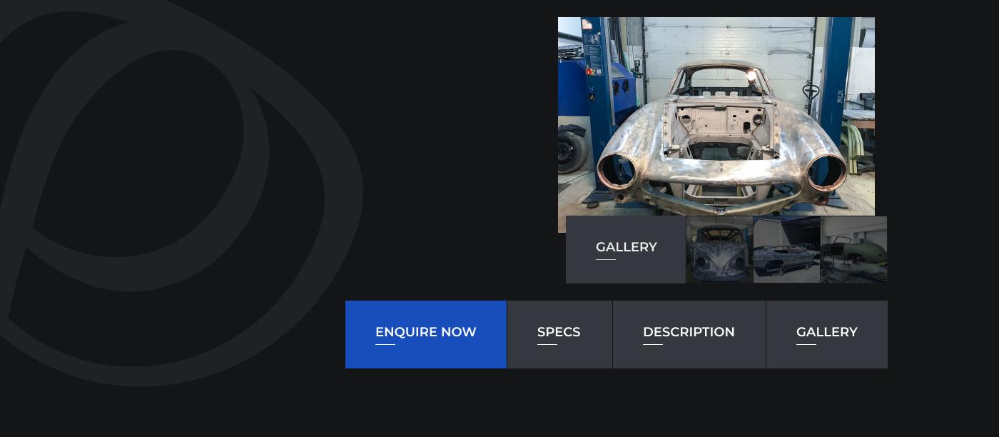 Web Design  branding  UI/UX Ecommerce shop automotive   Classic Cars video