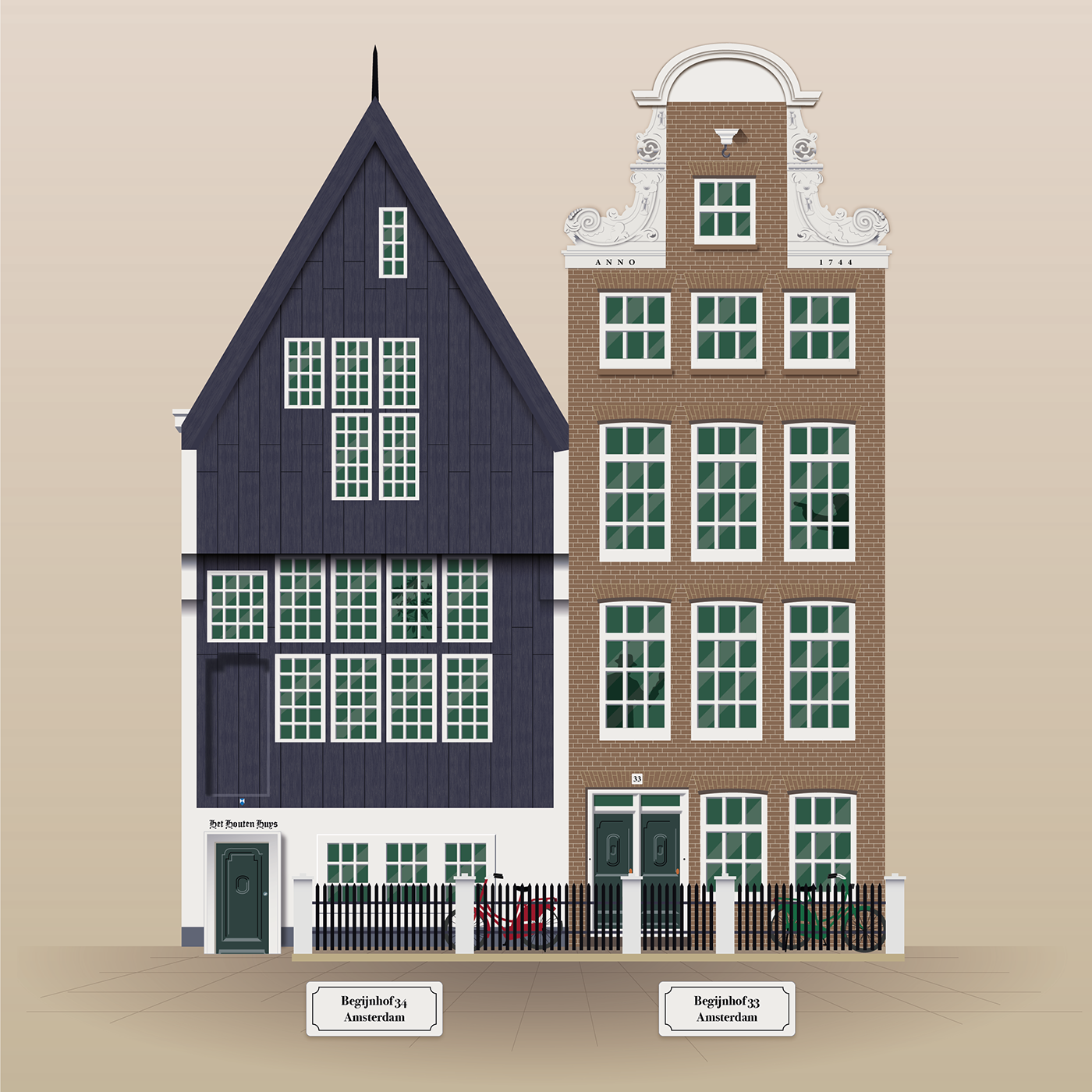 house facade amsterdam oldest building architecture Netherlands dutch historic
