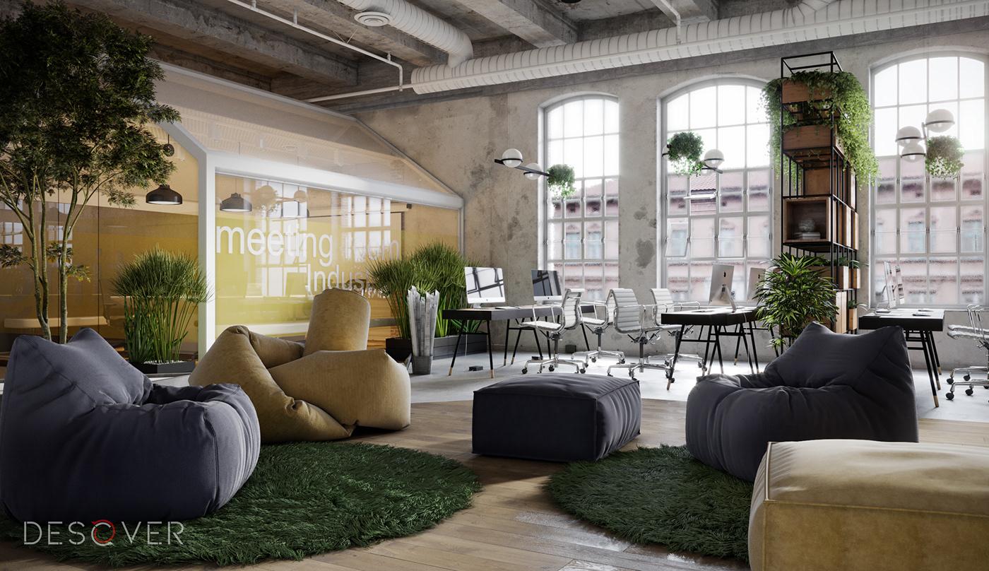 高品質的47張辦公室設計欣賞