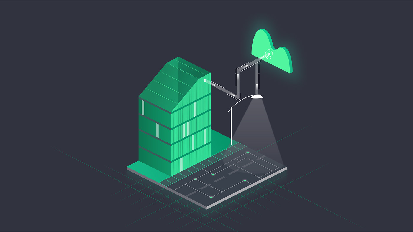 ILLUSTRATION  blockchain interfaces animation  crypto currency motion design