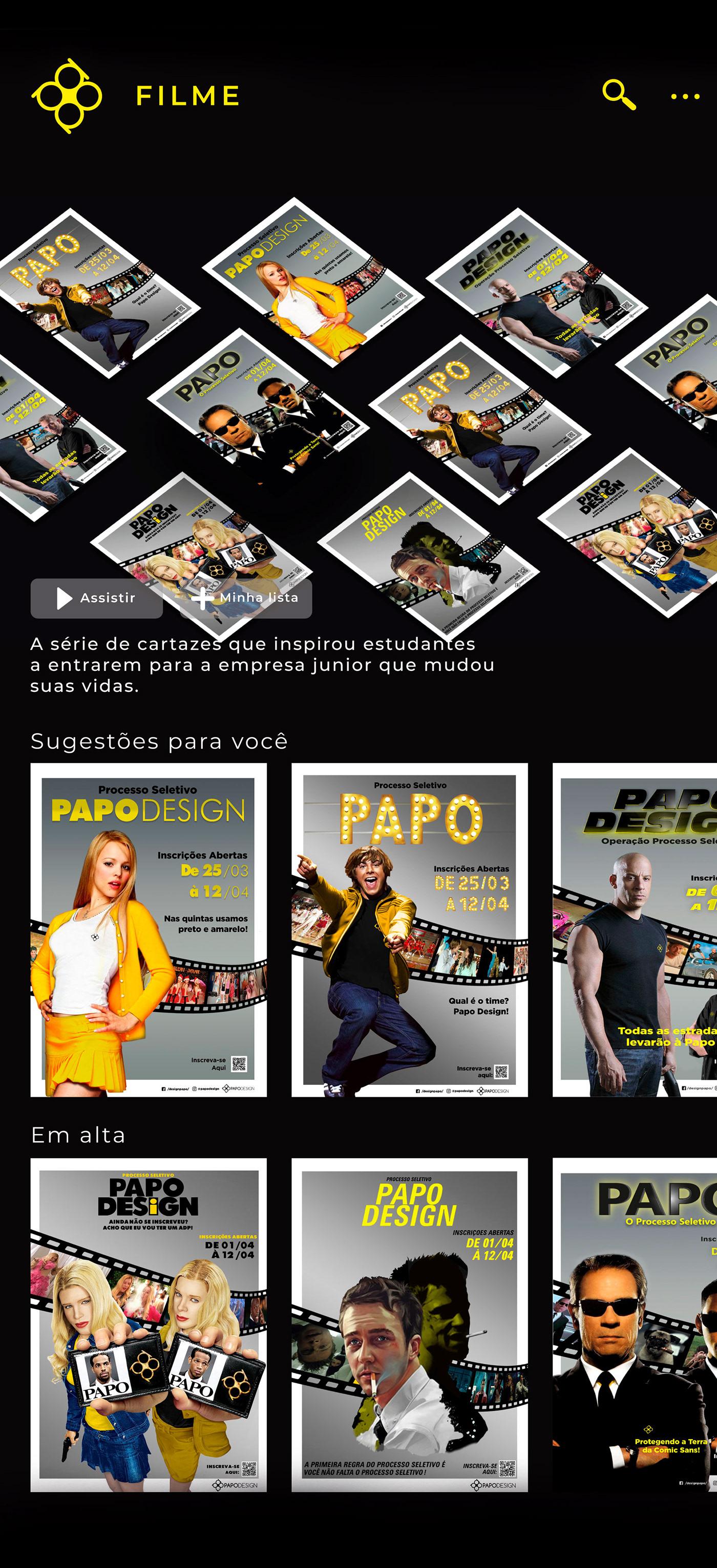 #cartaz  #filmes #movie #photoshop #Processo #seletivo