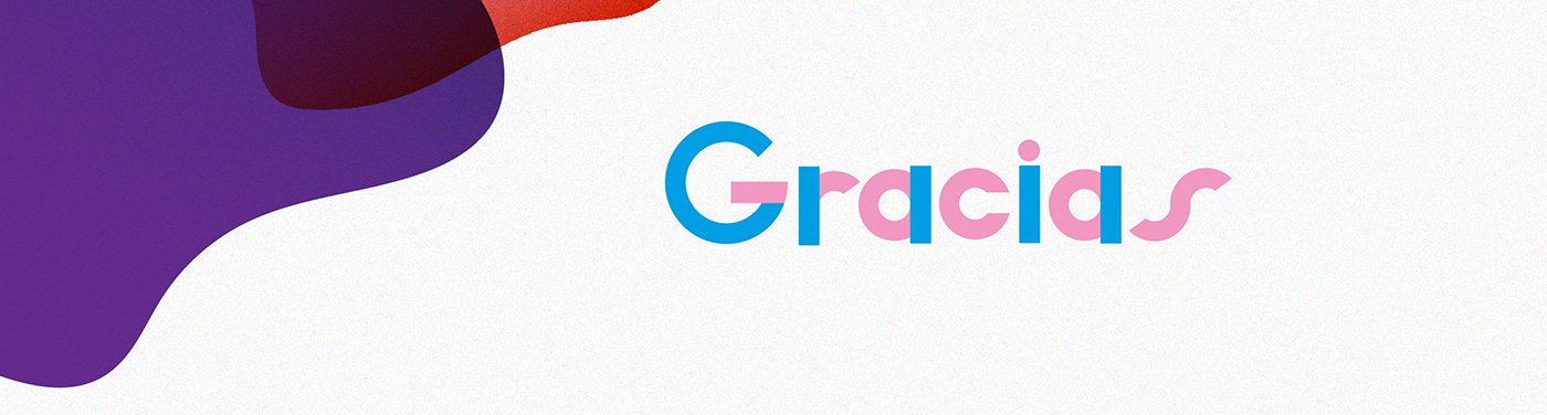 free type bold colors typography   Geometrical font