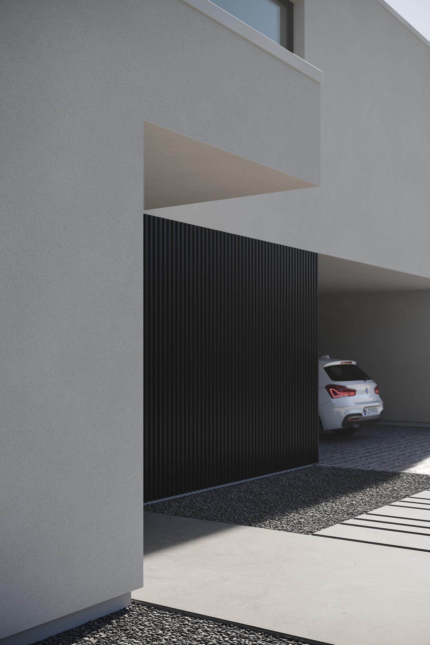 Image may contain: wall, car and indoor