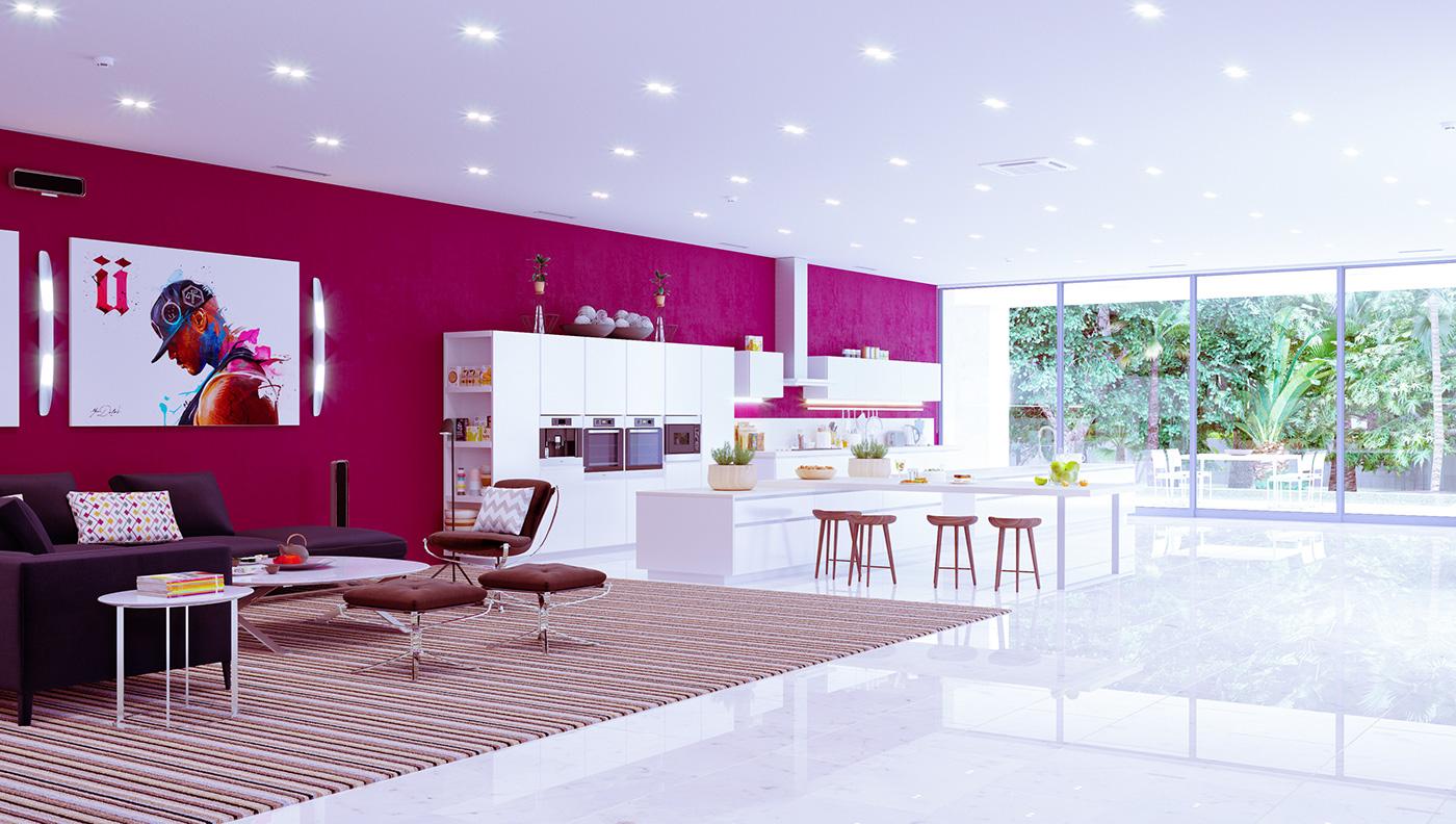 細緻的22個房間顏色搭配欣賞