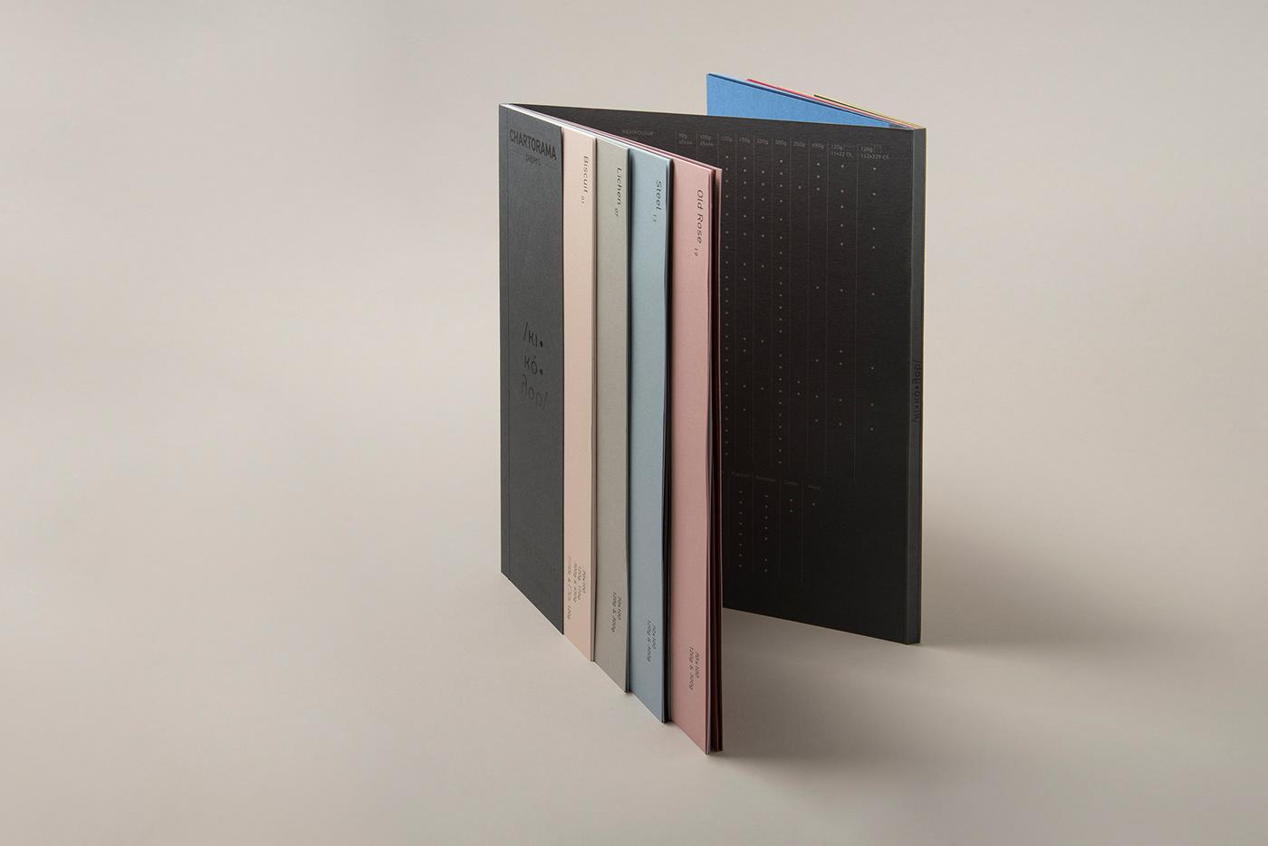 editorial design  book design special edition Keaykolour Arjowiggins paper colour regina souli studio Common Ground graphic design
