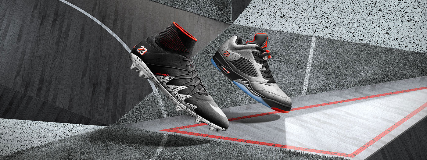 promo code d5329 62bcf Nike NJR x Jordan on Behance