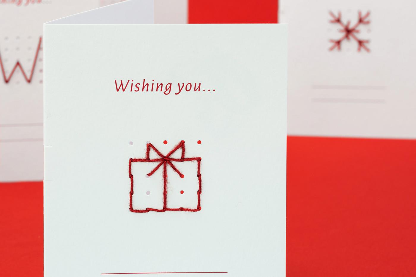 優質的28款聖誕節賀卡欣賞