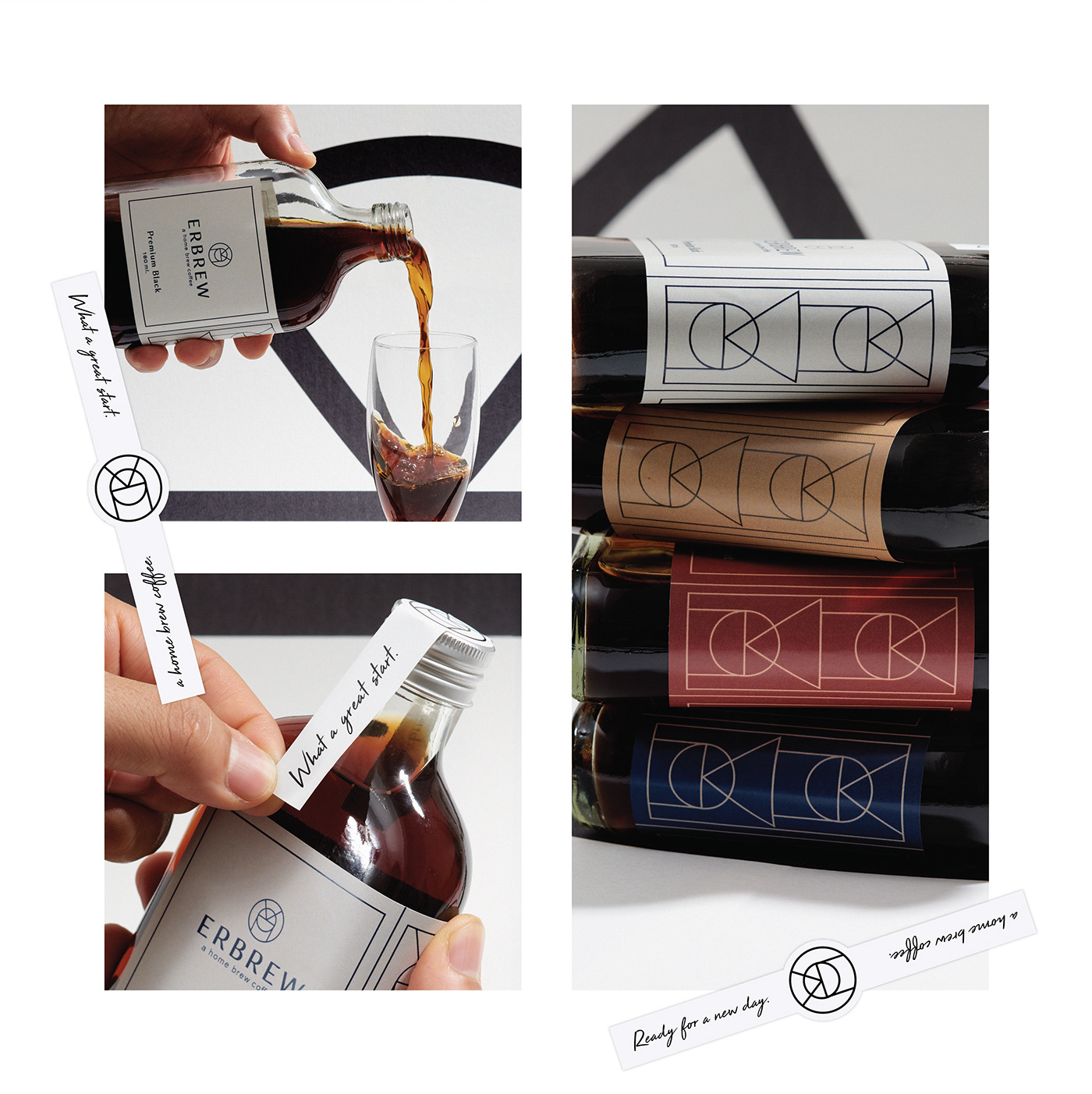 Logo Design package design  shooting product