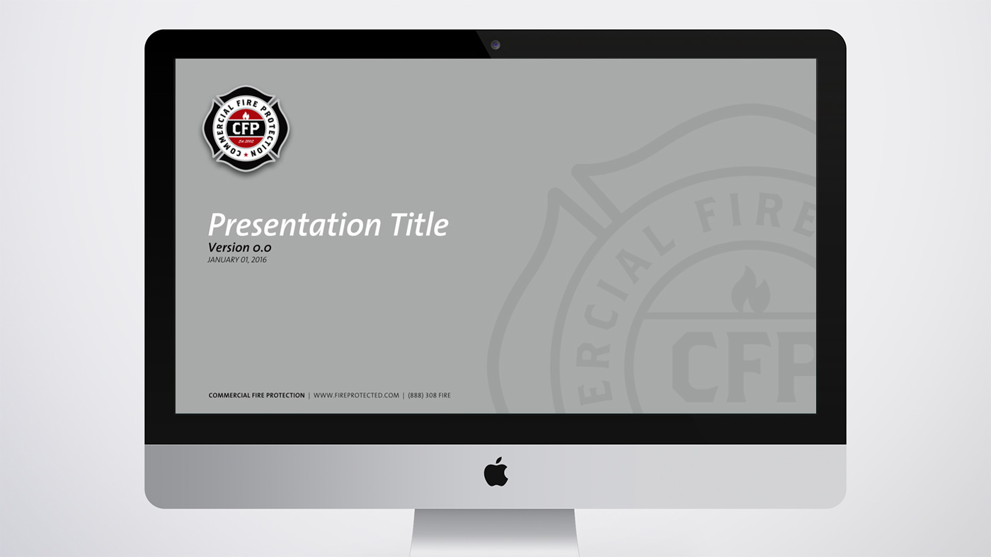 CFP Rebranding On Behance