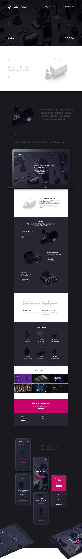purpleadlab ads design agency Vlasuhiro ux UI product branding  top
