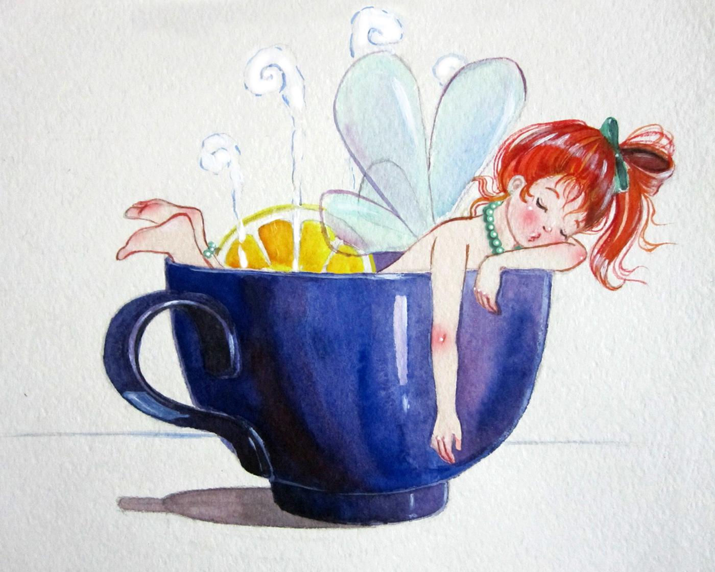 чайная фея картинки понравится