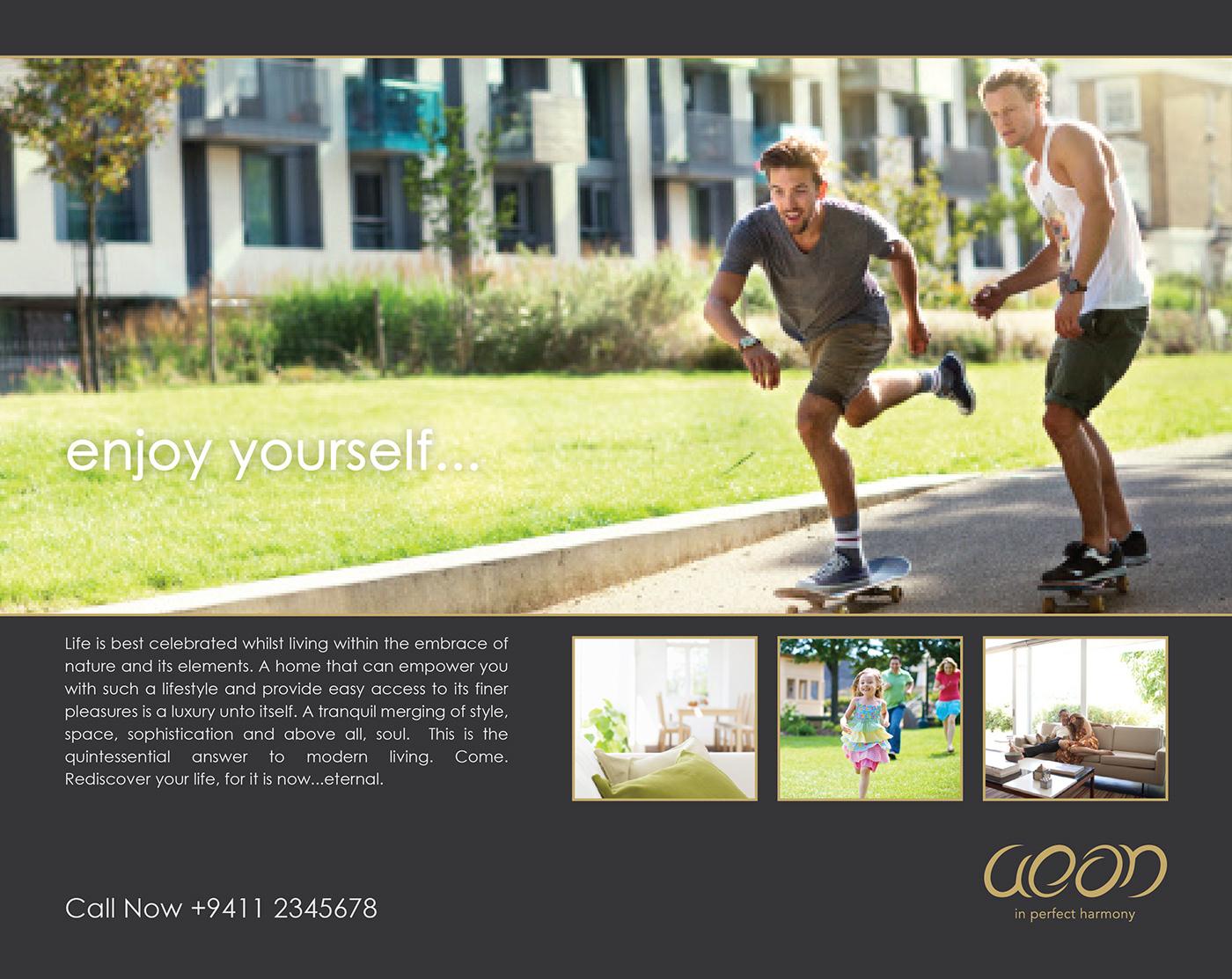 Fairway Holdings branding  colombo Sri lanka property elements