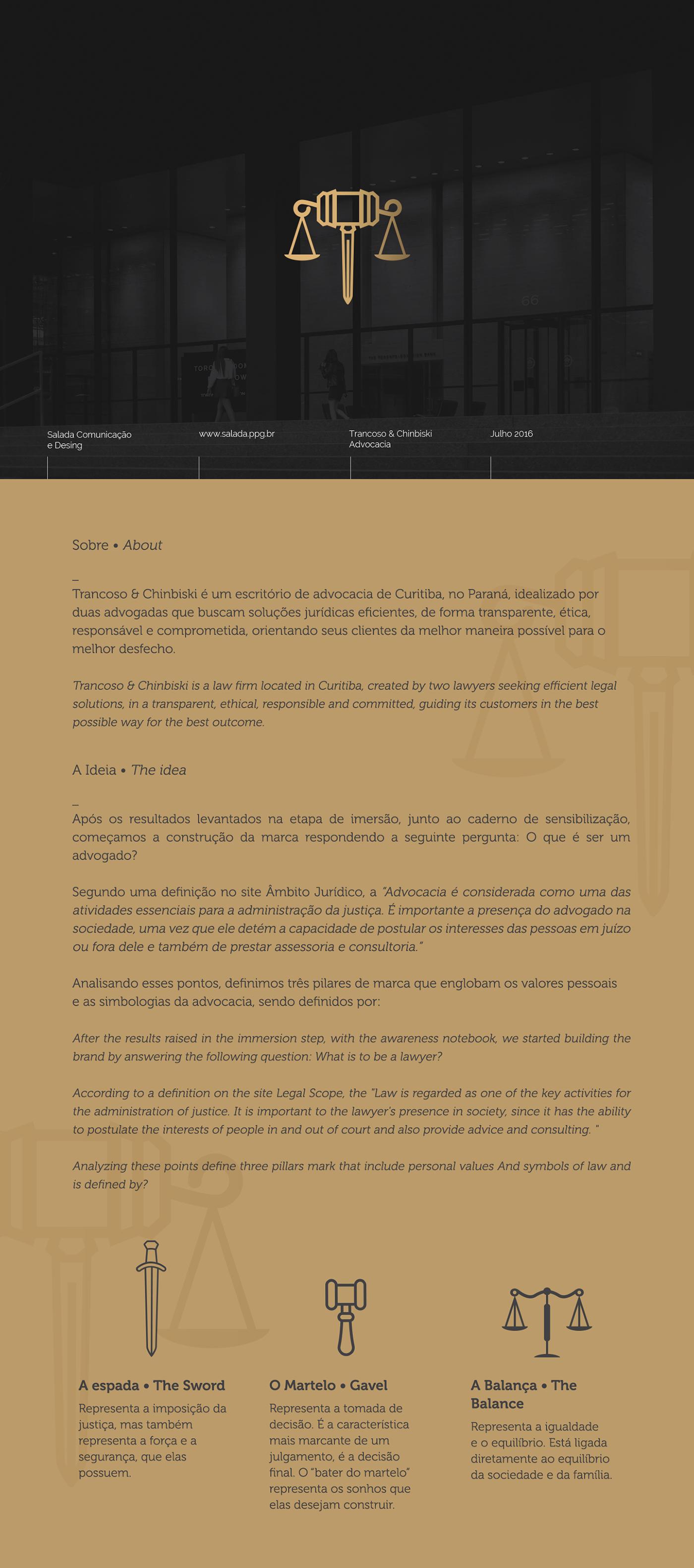 branding  design thinking marca law advocacia advogado stationary papelaria identidade visual