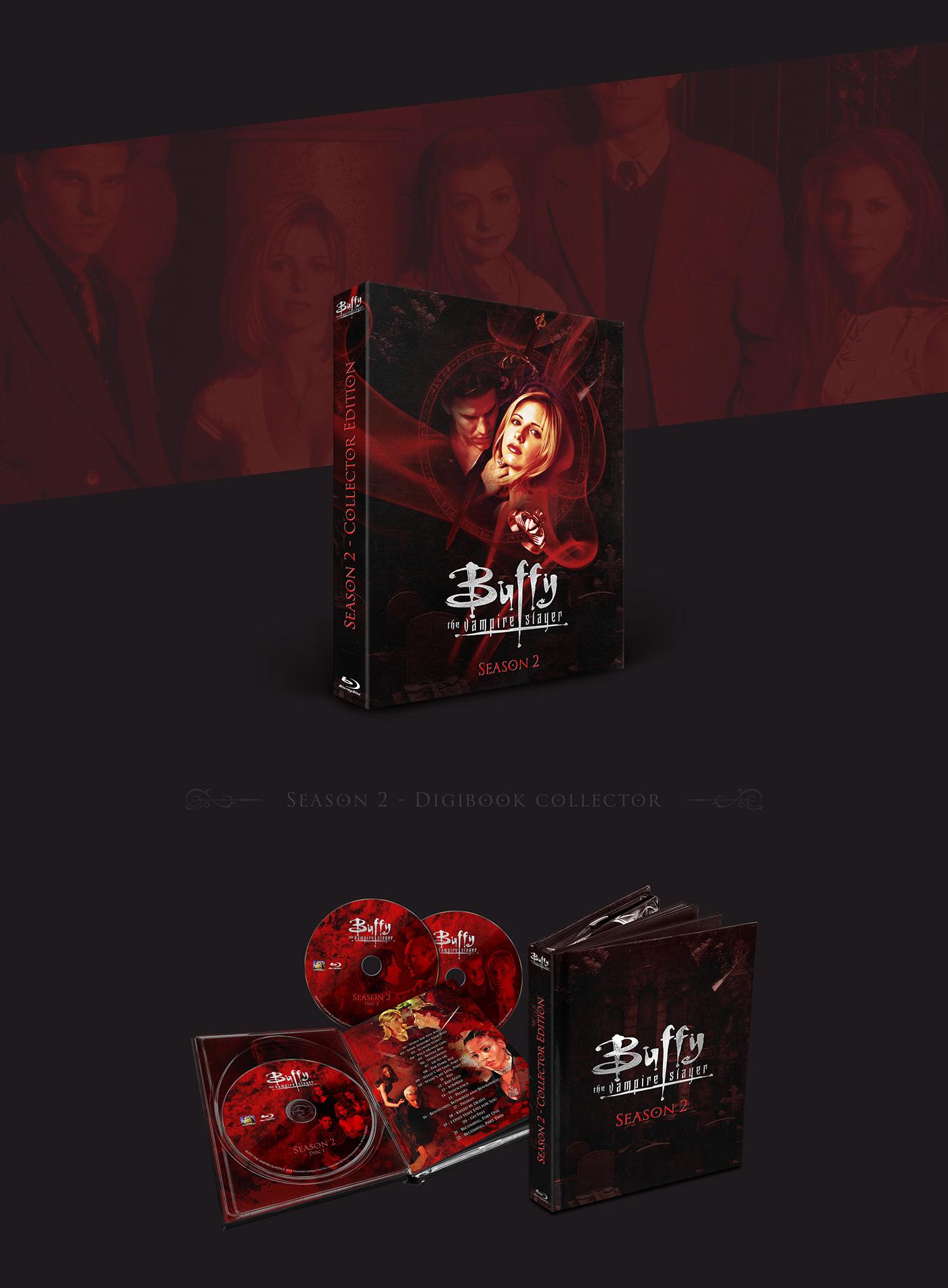 Buffy btvs vampire slayer Joss Whedon willow xander bluray Sarah Michelle Gellar Sunnydale