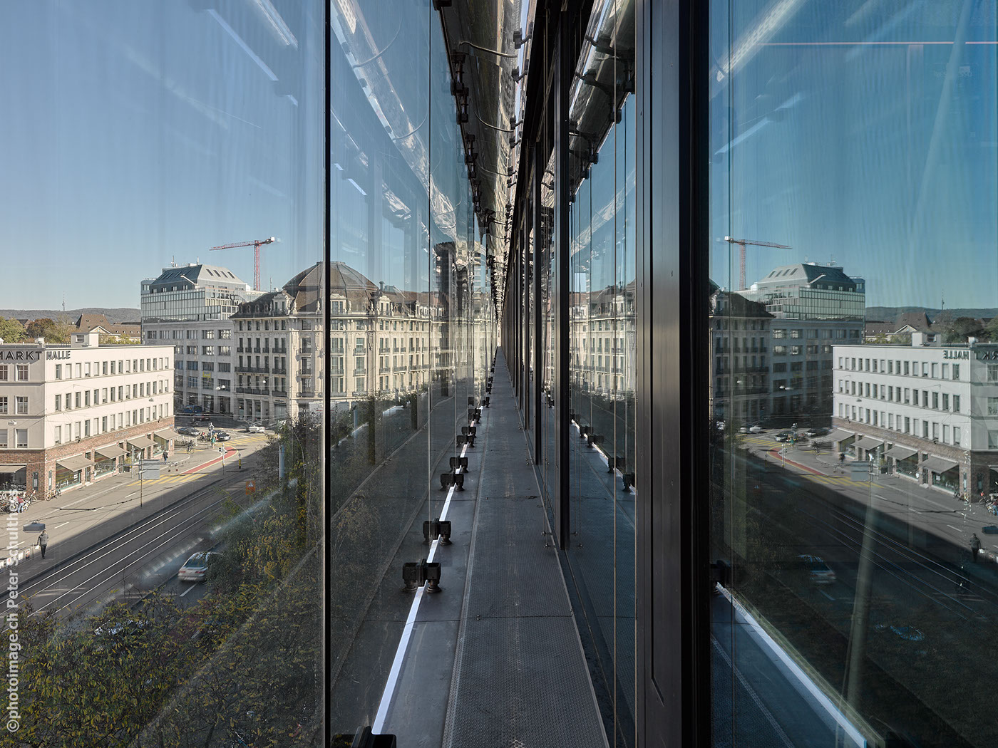Basel architectural photography