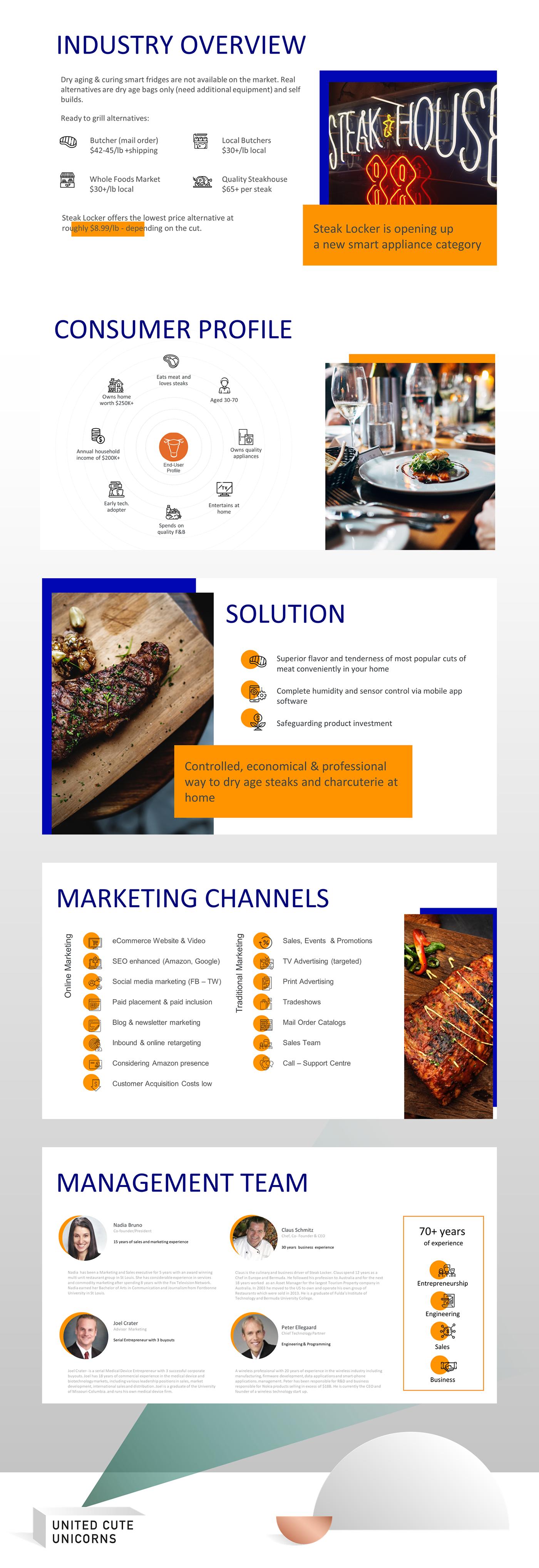 product presentation presentation Powerpoint Keynote pitch deck