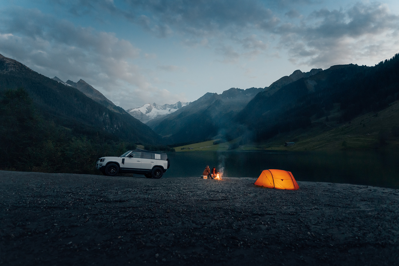 austrian mountains automotive   Land Rover land rover defender Offroad offroad vehicle RoadTrip Automotive Photography alpine automotivephotography