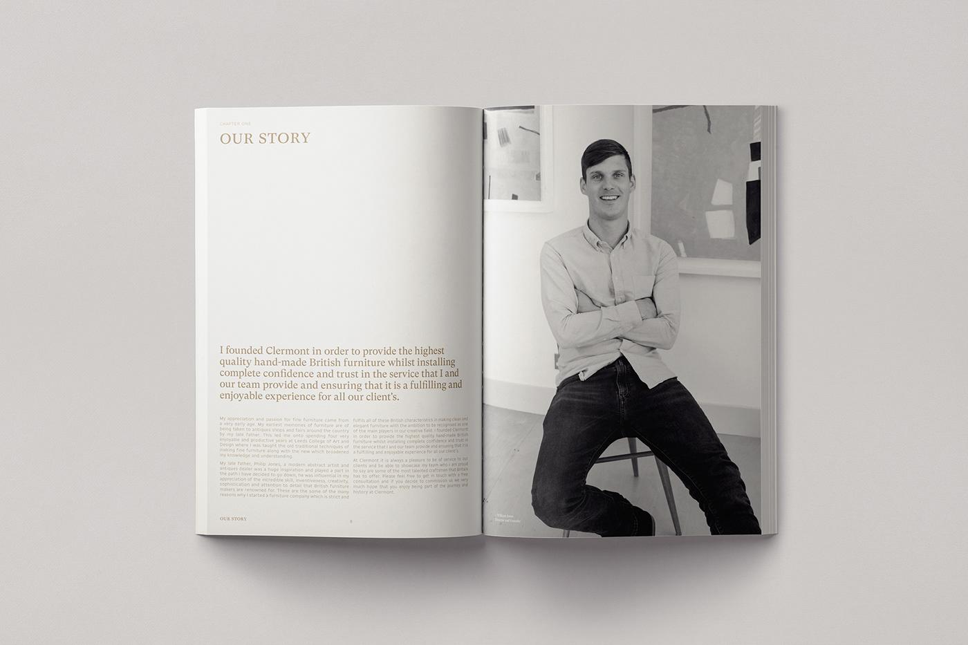 Chức năng nhận diện của brochure