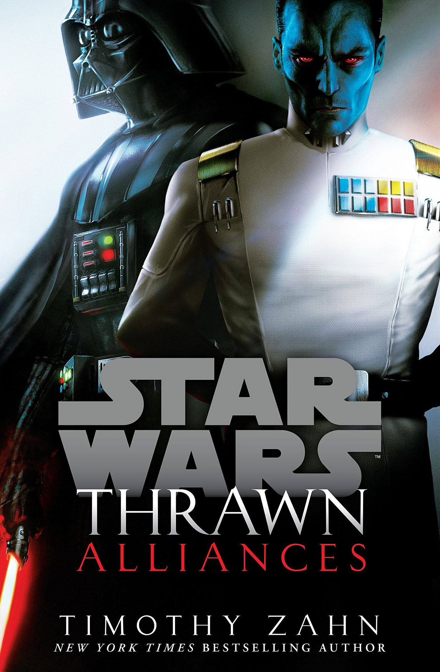 star wars darth vader thrawn villain villains Anakin book cover Lucasfilm cover Dark side