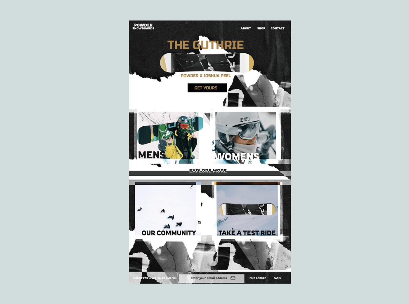 design designer landingpage productdesign UI websitedesign