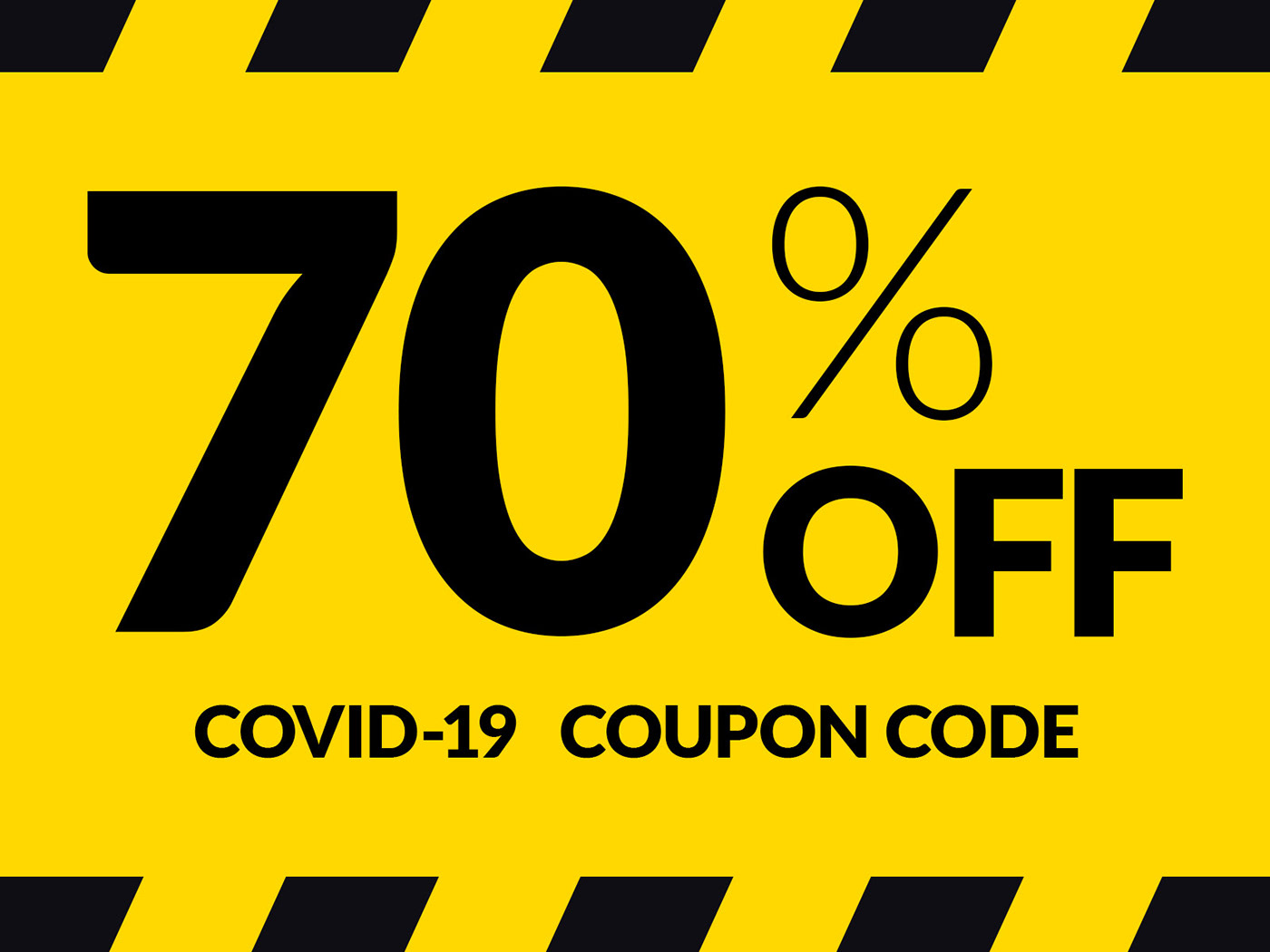 code COUPON COVid COVID19 discount epidemic Epidemy off Promotion sale