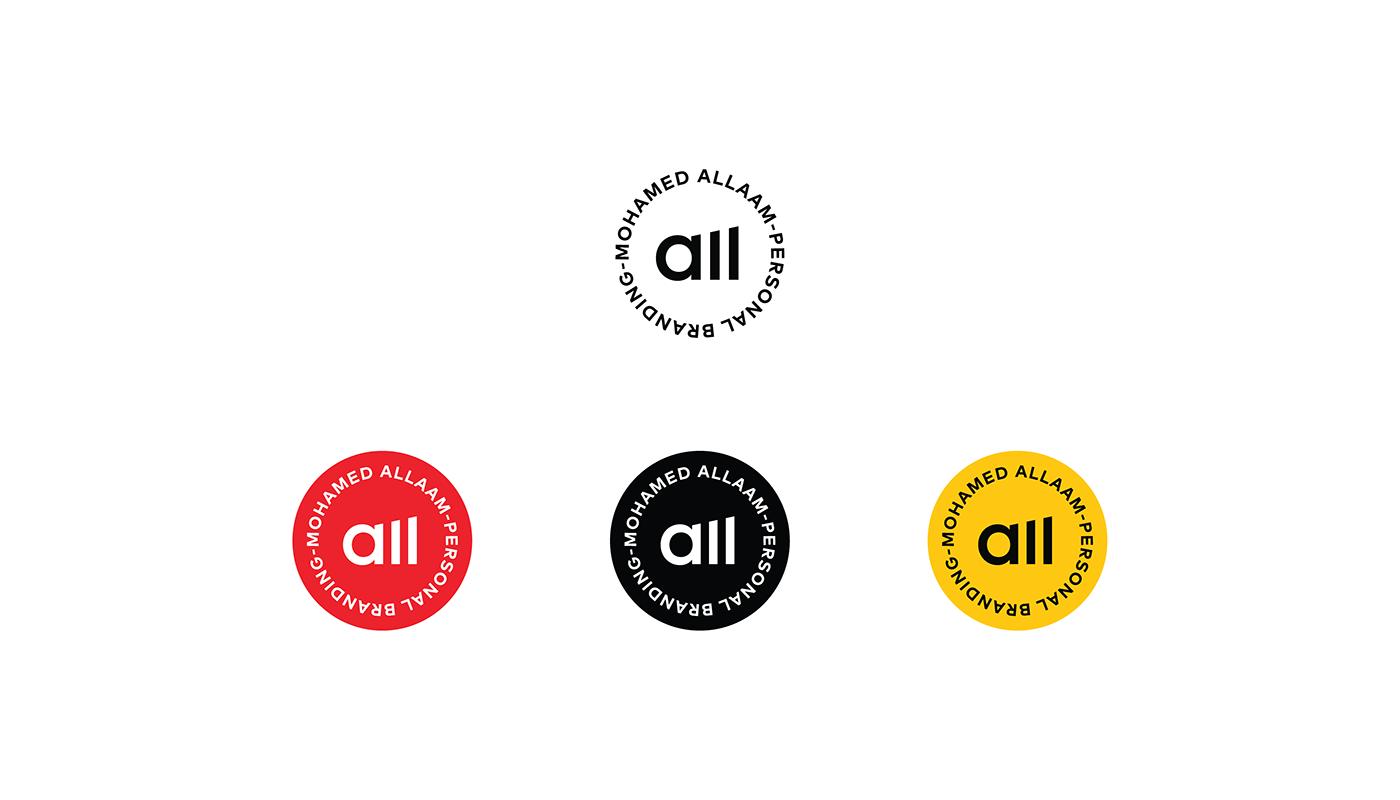 branding  coaching development growth identity improvement logo minimal modern personal