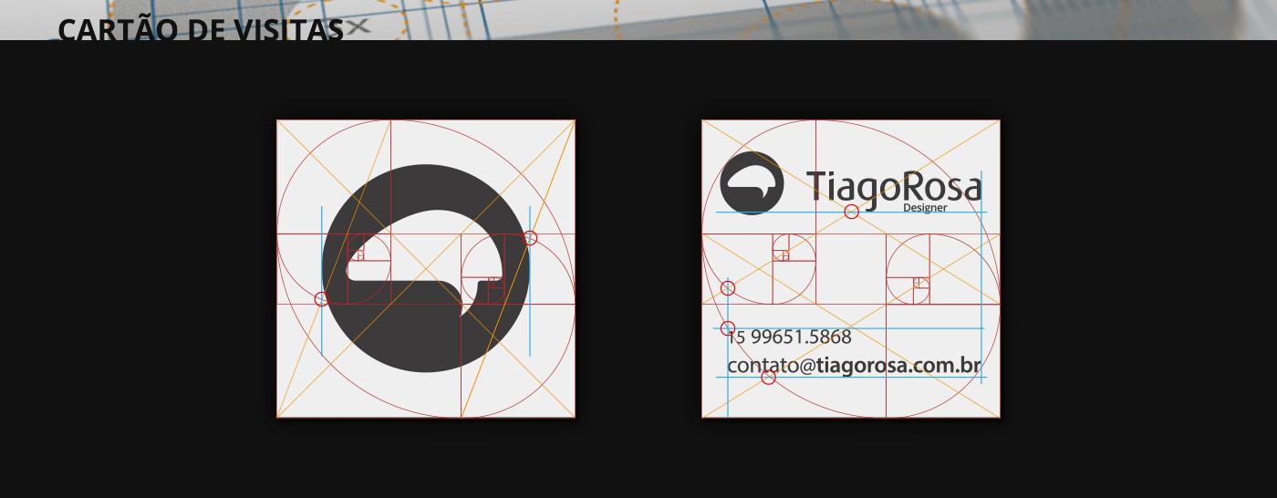 Personal Brand brain visual identity Personal Identity personal Identidade pessoal mark logo Marca pessoal Comunicação Inteligente Fibonacci sequência de fibonacci Proporção Áurea grid proportion aurea