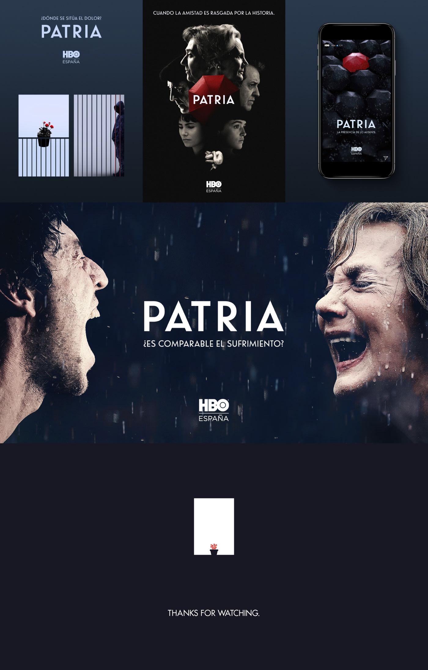 basque Boradcast digital minimal Outdoor premium series spain tv War