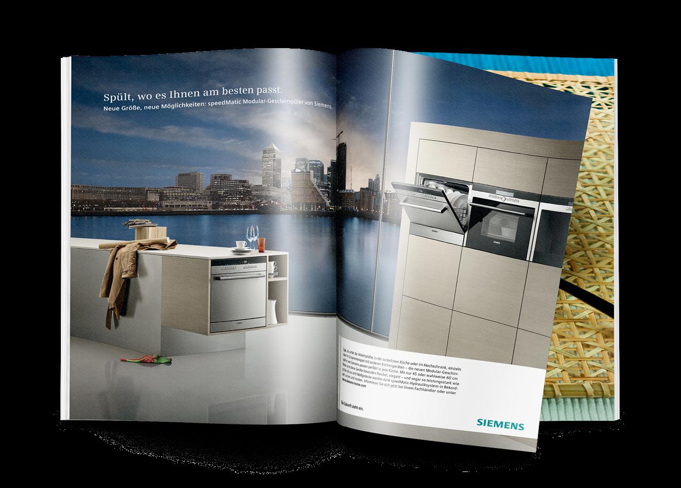 Siemens Geschirrspuler On Behance