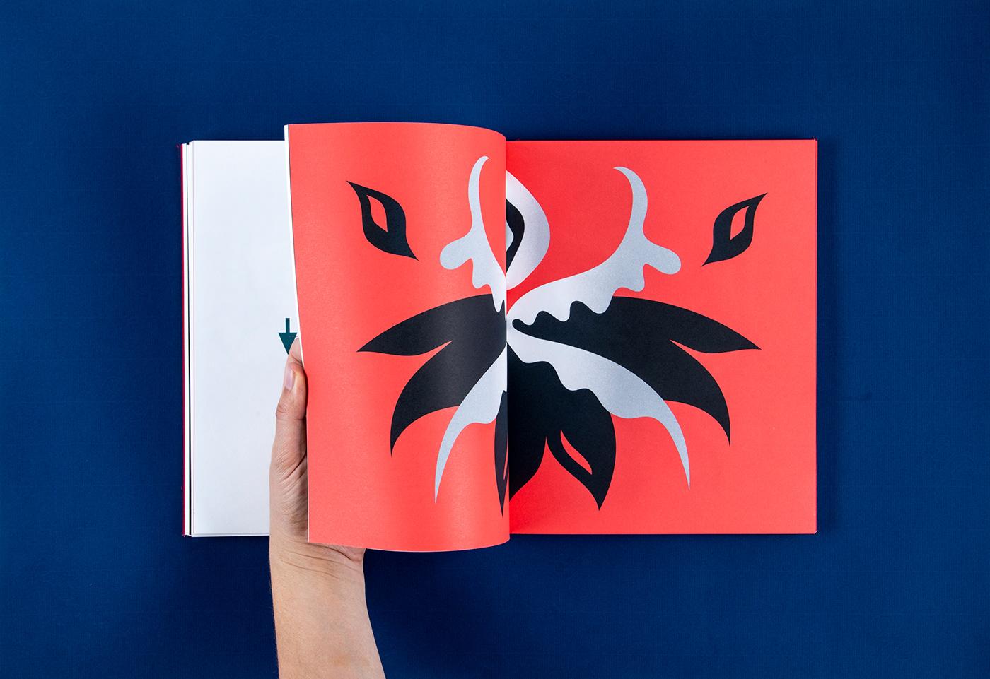 graphic design  editorial AR ILLUSTRATION  motion book design motion design